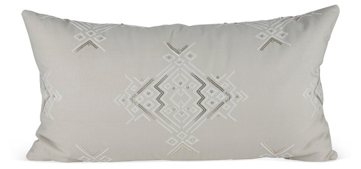 Ankasa Embroidered Pillow