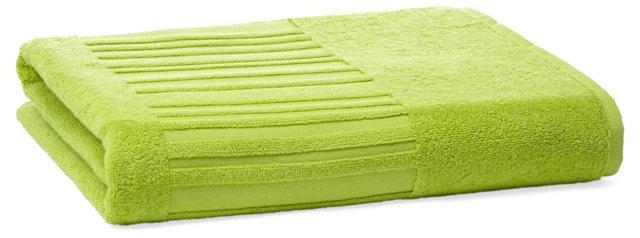 Spa Bath Sheet, Lime