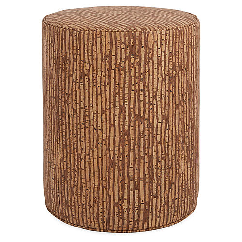 Hampton Ottoman, Natural