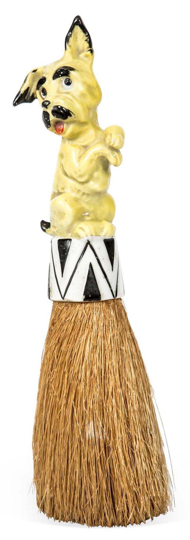 Yellow Dog Clothing Brush II