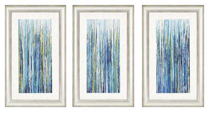 Liz Jardine, Greencicles Triptych