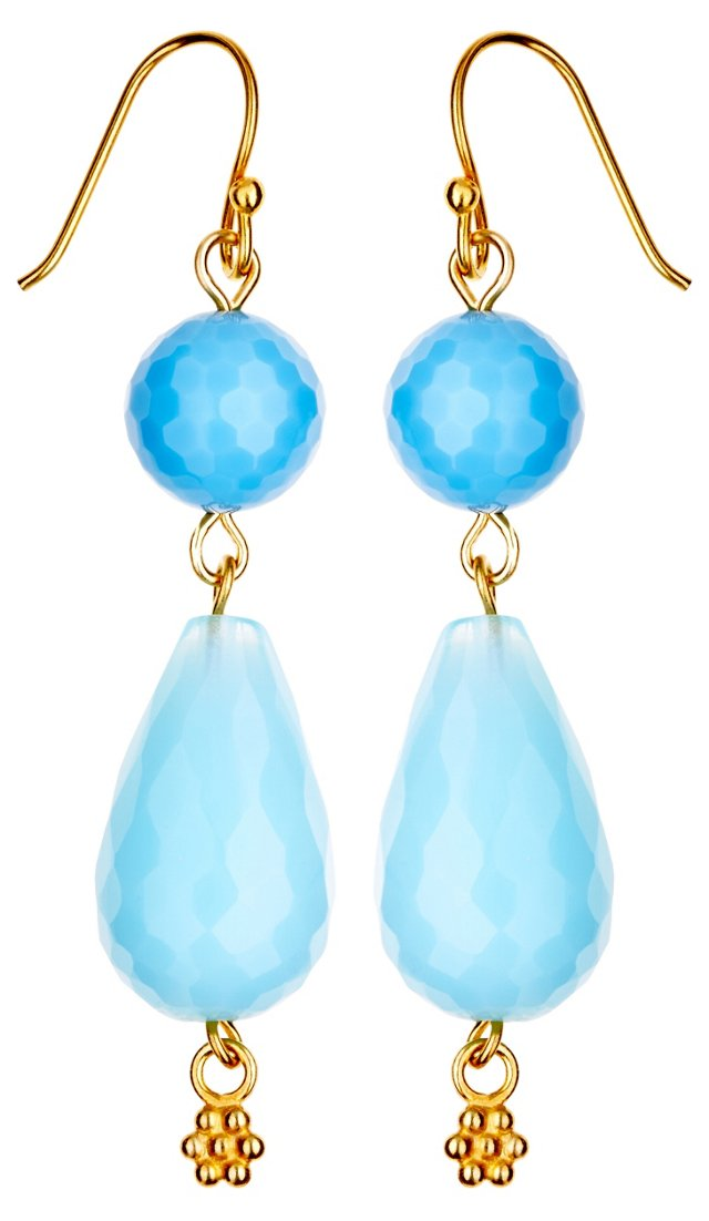 Quintessential Blue Earrings