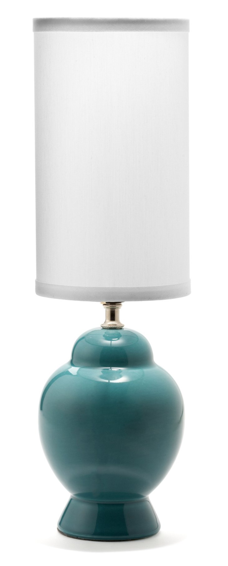 Ginger Lamp, Emerald
