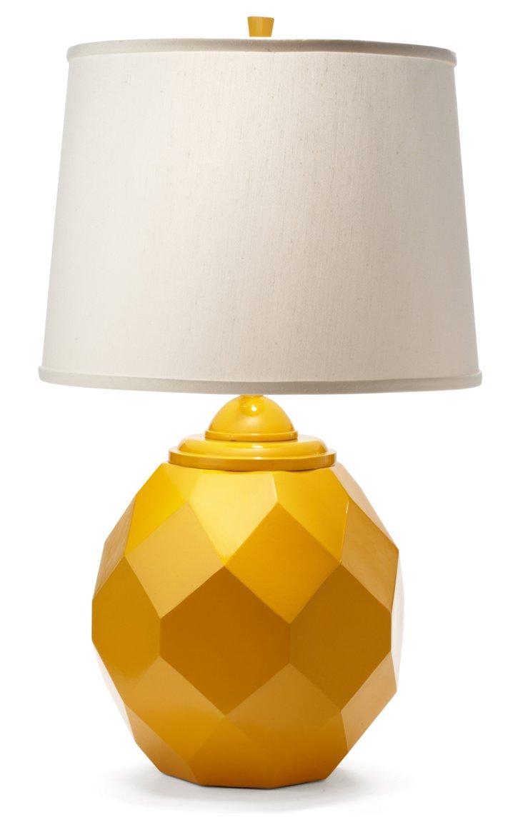 Jewel Lamp, Yellow