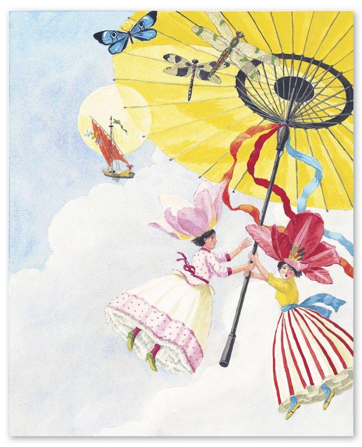 Harrison Howard, Parasol in the Air