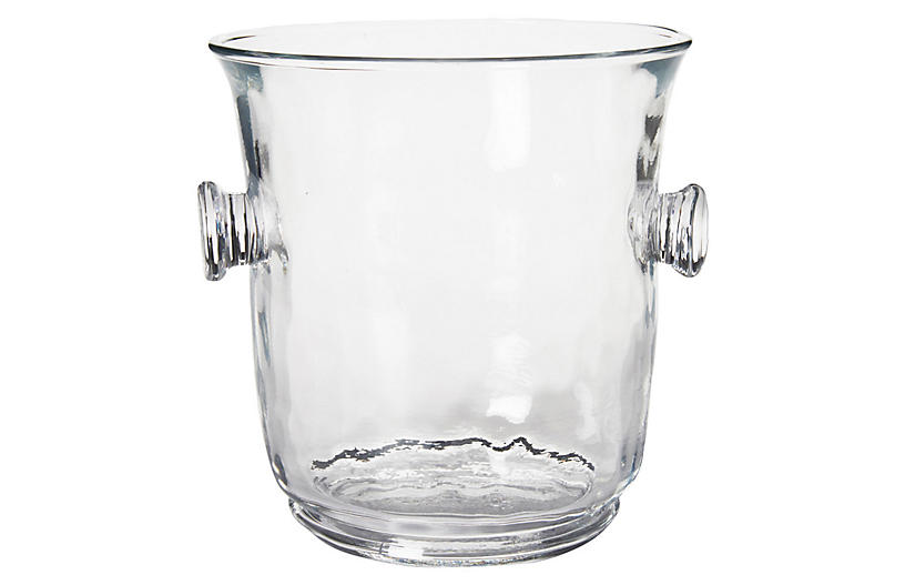 Carine Ice Bucket, Clear