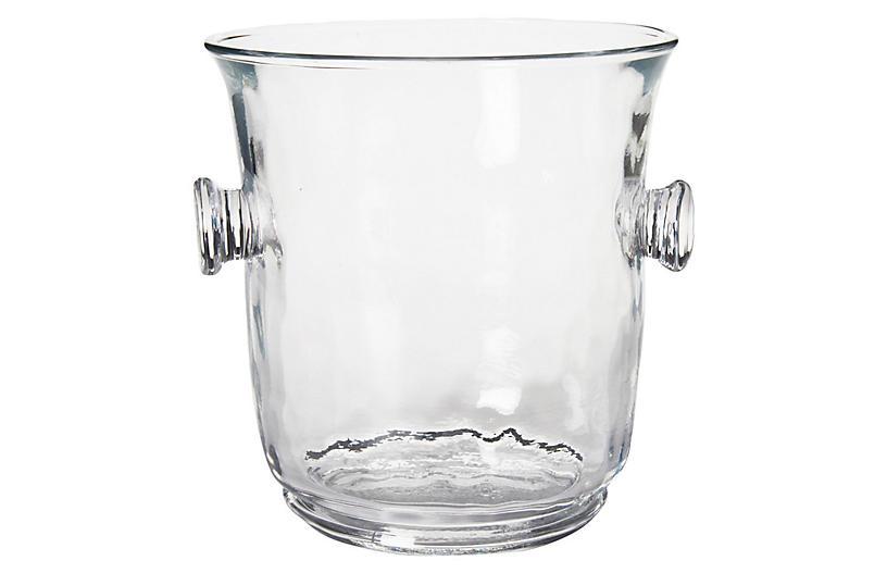 Carine Ice Bucket, Clear