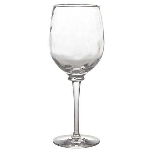 Carine White-Wine Glass, Clear