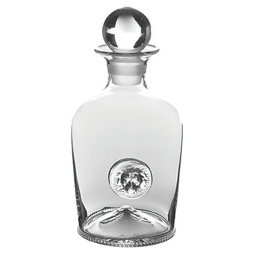 Victor Lion Decanter, Clear