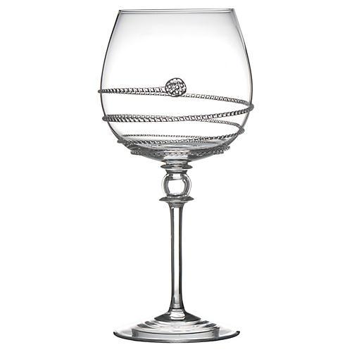 Amalia Red-Wine Glass, Clear