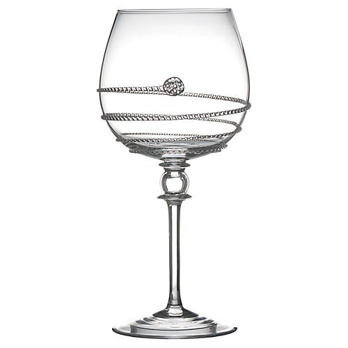 Amalia Red-Wine Glass, Clear