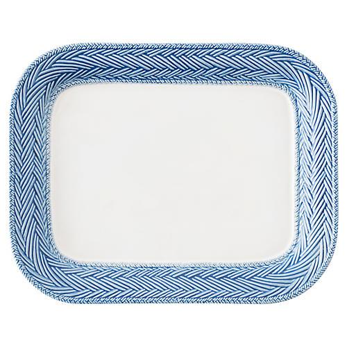 Le Panier Platter, Delft Blue