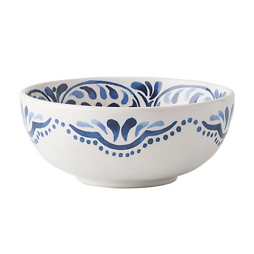 Iberian Journey Cereal Bowl, Indigo