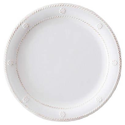 B&T Melamine Dessert Plate, White