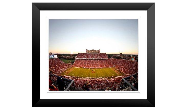 Oklahoma: Memorial Stadium on Game Day