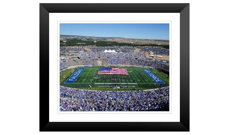 Air Force: Game Day at Falcon Stadium