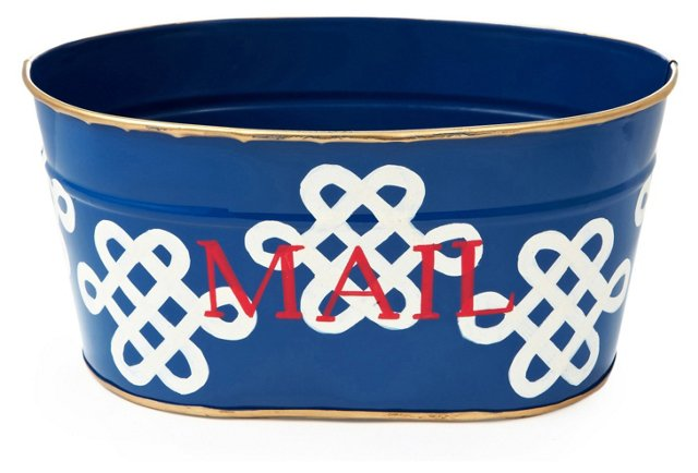 Mail Tub, Love Knot Navy