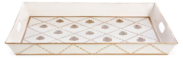 Serving Tray, French Bee