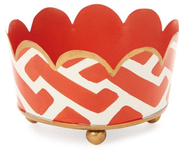 Candle Coaster, Molly Coral