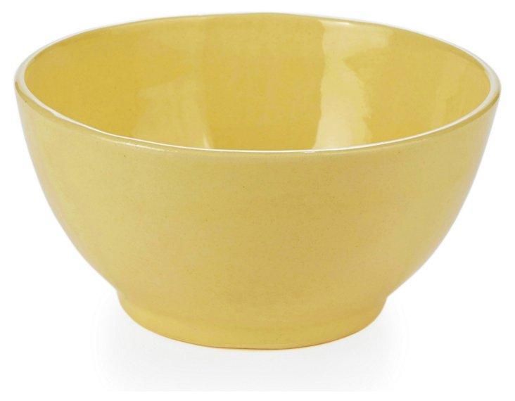 Large Nut Bowl, Marigold