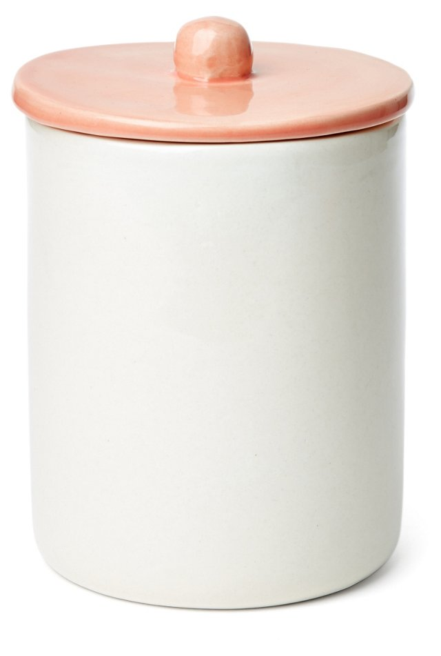 Small Canister, Melon