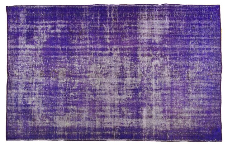5'x7' Branwen Rug, Purple