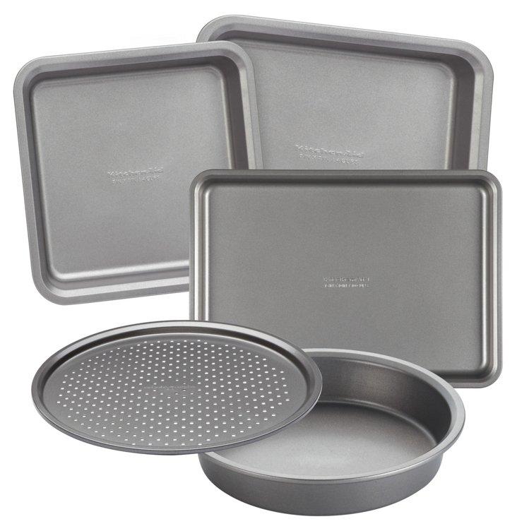 5-Pc Toaster Oven Set