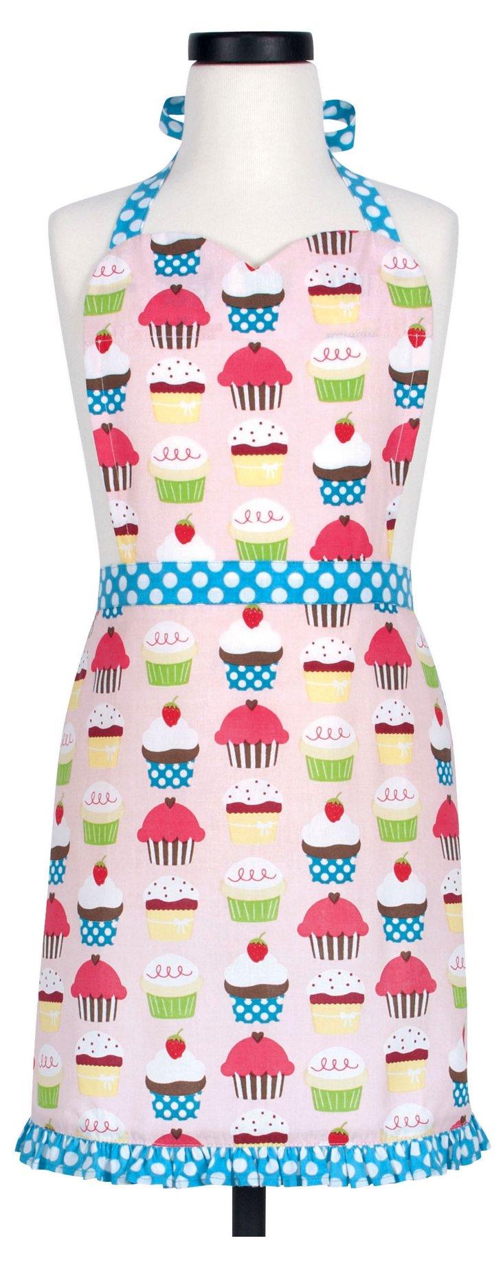 Cupcake Kid's Apron