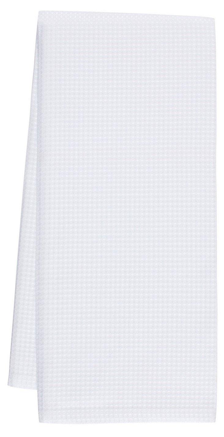 S/4 Whim Waffle Dish Towels