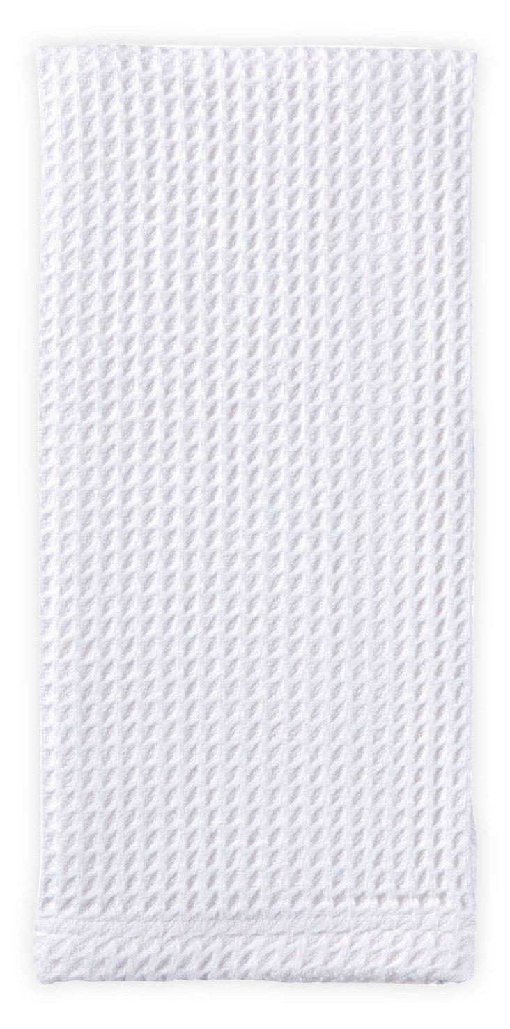 S/4 Jumbo Waffle Towels