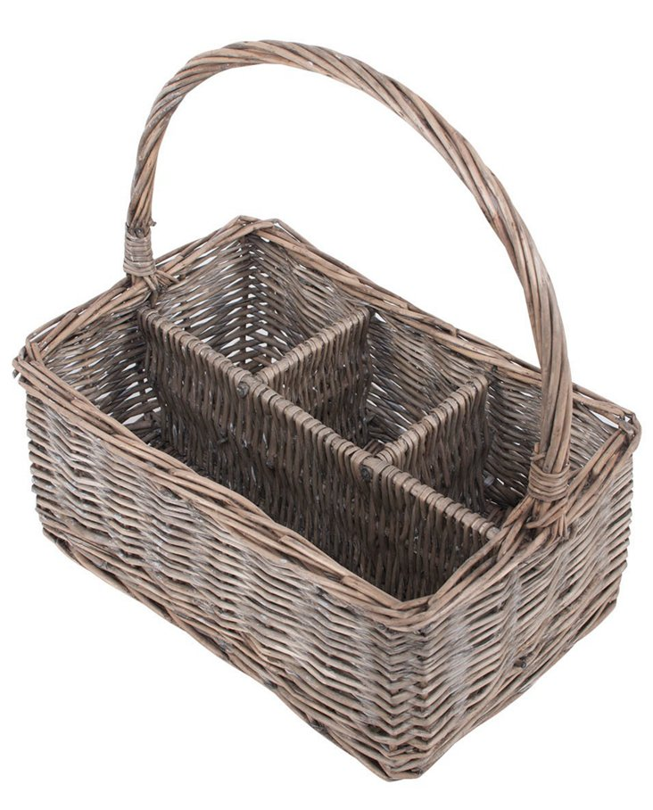Fete Willow Utensil Caddy