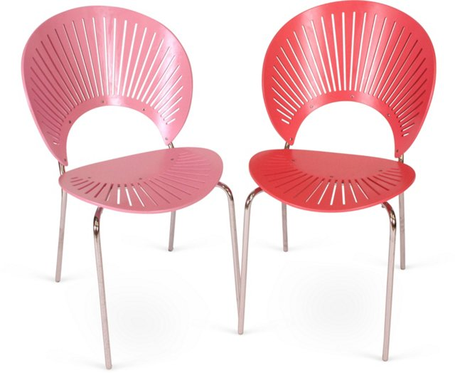 Trinidad Chairs, Set of 2, II