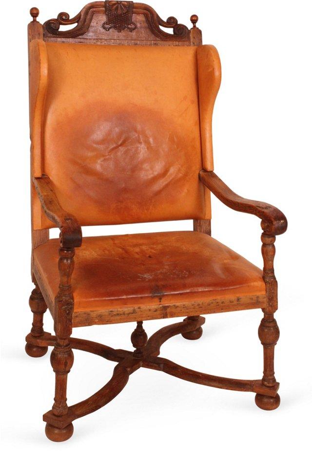 Louis XIII Chair