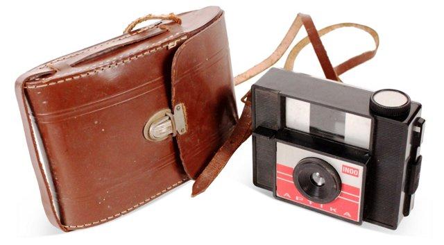 Indo Aptika Camera & Case