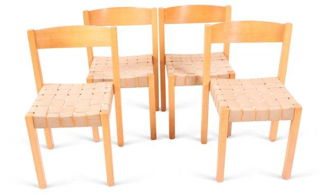S-312 Series Balzar Beskow Chairs, 4