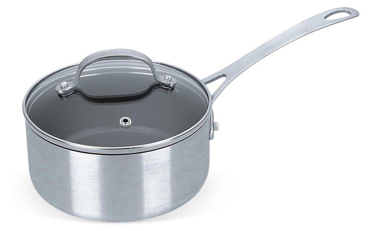 1.5 Qt Saucepan w/ Lid