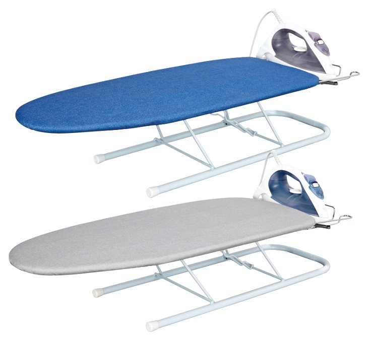 Asst of 2 Tabletop Ironing Boards