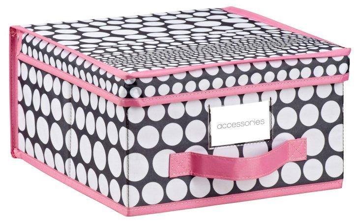 Medium Storage Box, Dots