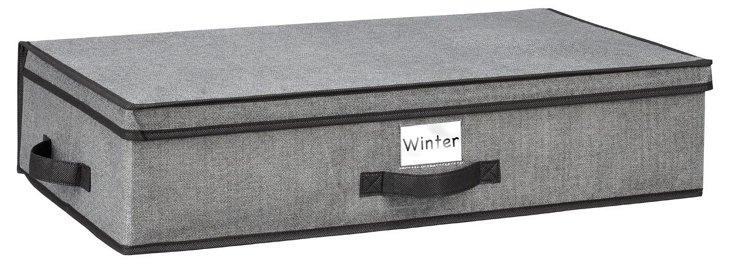 Underbed Box, Gray