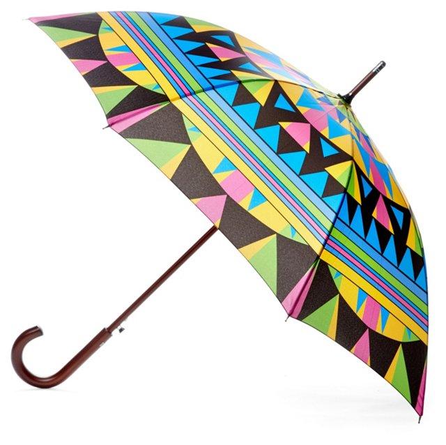 Mara Hoffman Cane Umbrella, Shakti