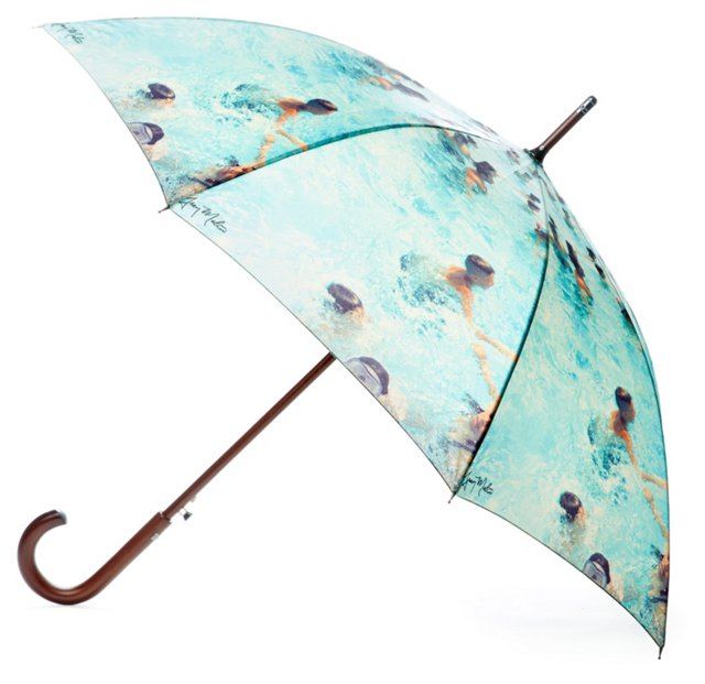 Gray Malin Cane Umbrella, Rivazzurra