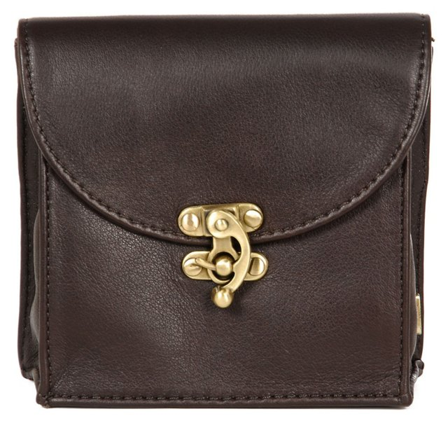 Leather Accessory Keep, Brown