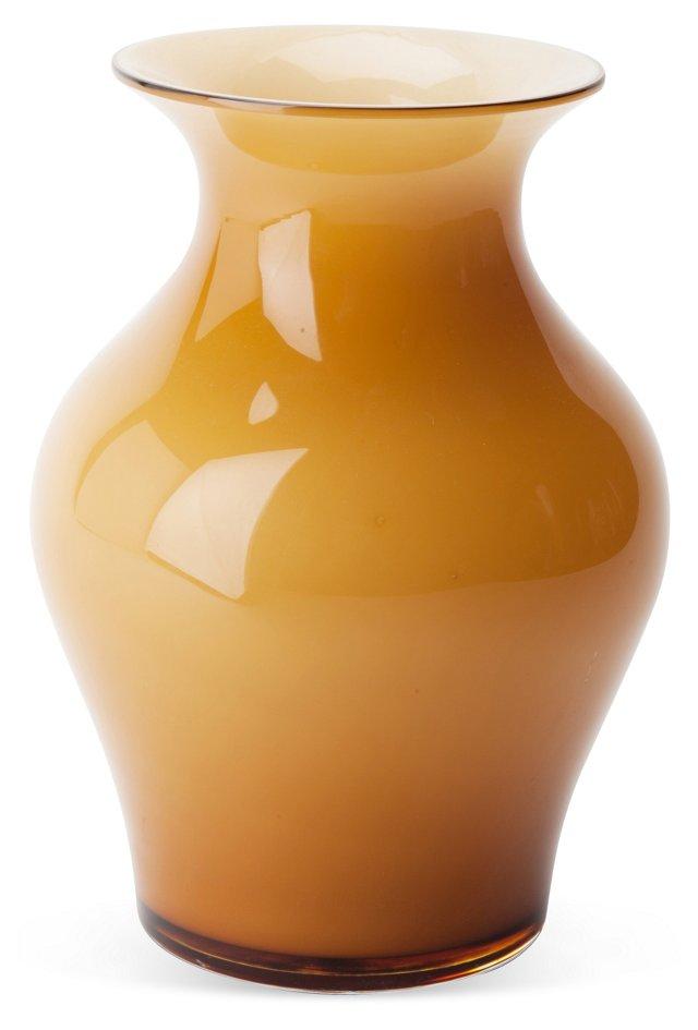 Madrazo Yellow Picola Vase