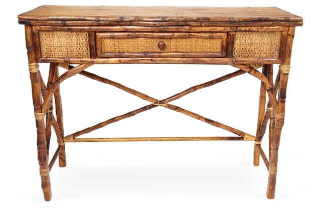 English Console Table, Tortoise