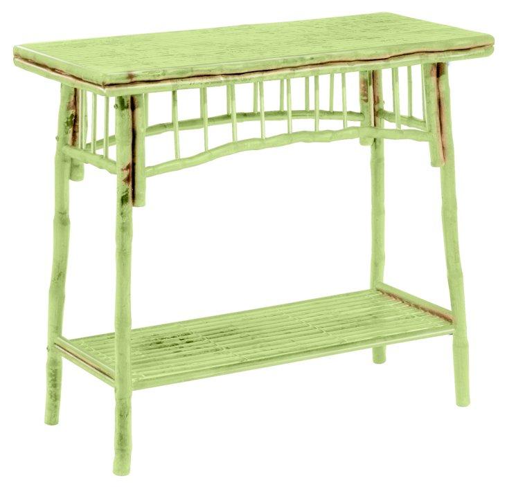 Flynn Table, Green