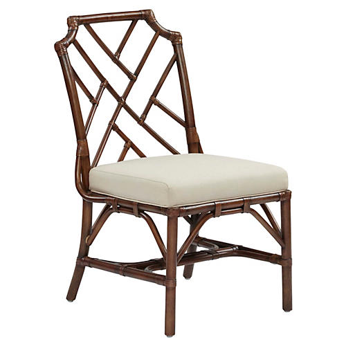 Francis Side Chair, Cocoa