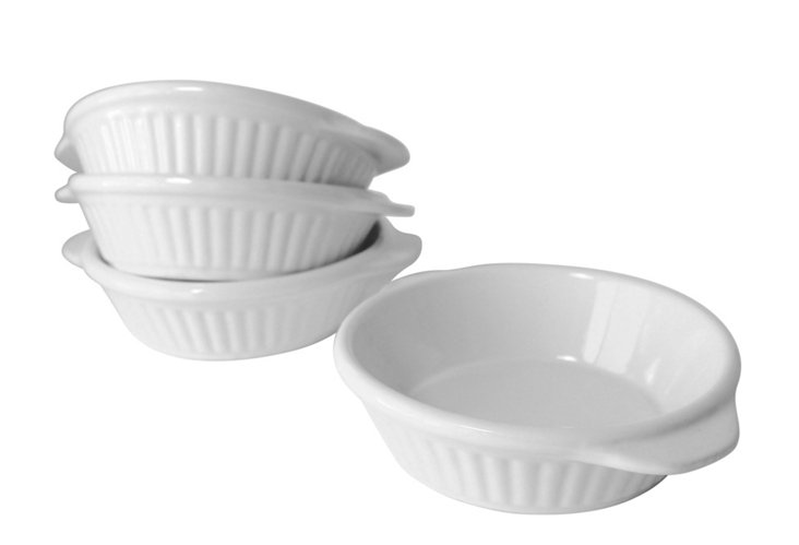 S/4 Casserole Dishes