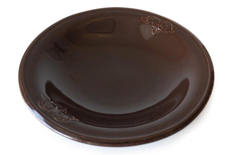 S/6 Cocoa Soup Plates