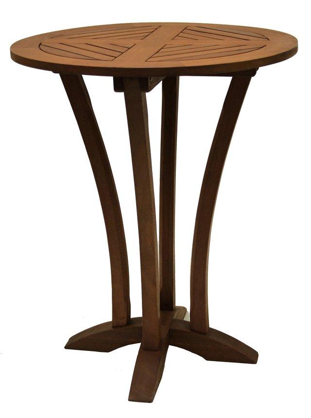 Sutton Outdoor Round Bar Table