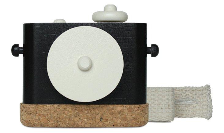Pixie Wooden Camera, B&W